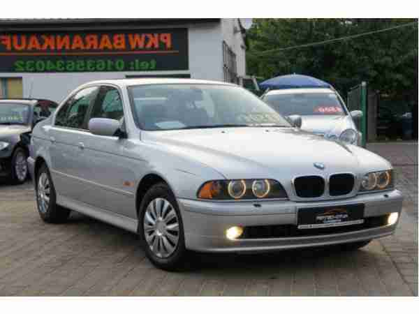 525i Edition Lifestyle , 2002 Facelift , 2.Besitz
