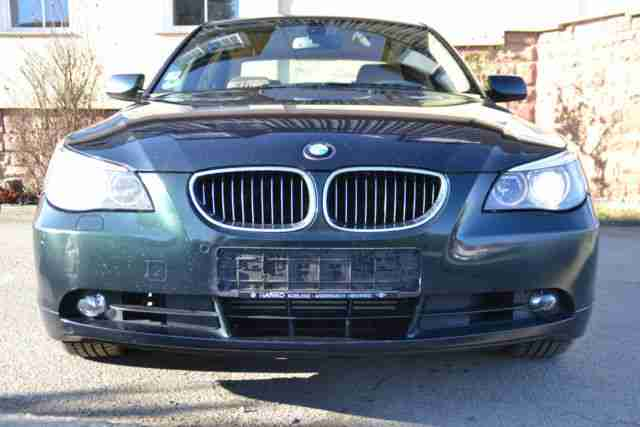 BMW 525i NaviPro *Xenon *Head Up *Leder Dakota