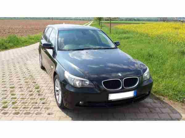 BMW 530 d Touring e61 e60 Panoramadach Turbo
