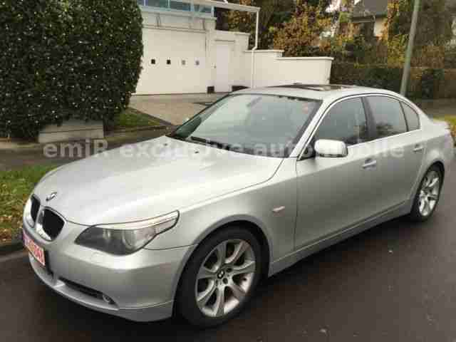 BMW 530d Head-Up/Navi/Leder/ESHD/Xenon 1.HAND