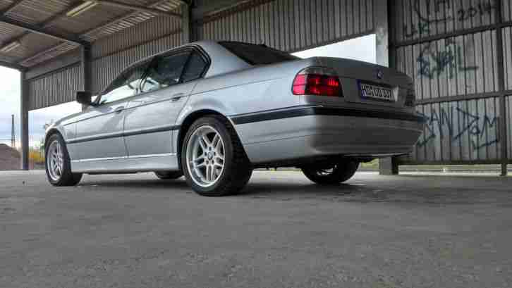 BMW E 38 730 d M-Paket Shadow-Line Facelift ORIGINAL ZUSTAND