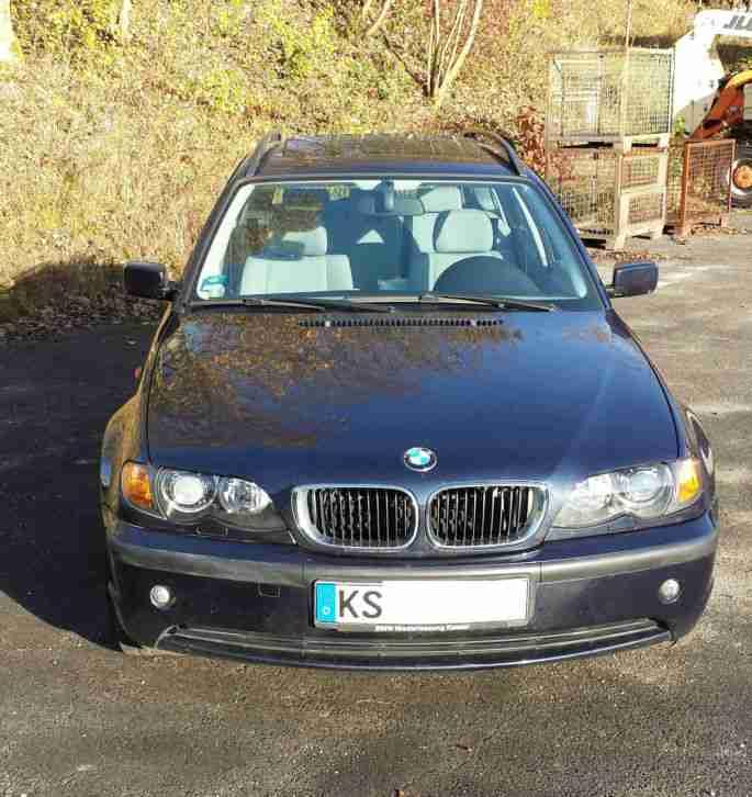 Bmw 316i: BMW E46 316i Touring Euro4 Xenon, PDC, El.GSD