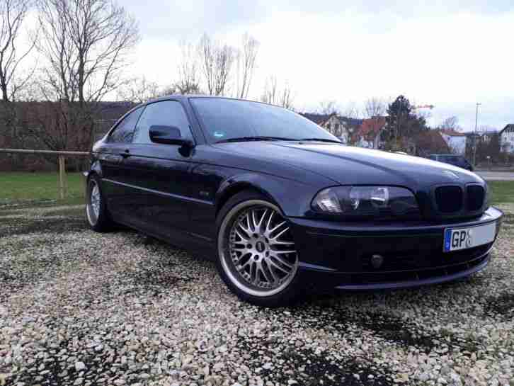 BMW E46 323Ci Coupe 2. Hand