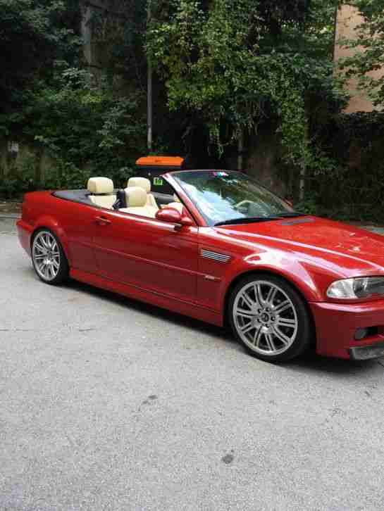 bmw e46 m3 cabrio facelift individual imolarot bestes. Black Bedroom Furniture Sets. Home Design Ideas