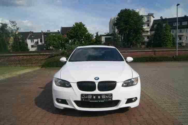 E92 325 Diesel Coupe Original M Packet Facelift Top