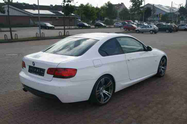 BMW E92 325 Diesel Coupe Original M-Packet Facelift Top Zustand