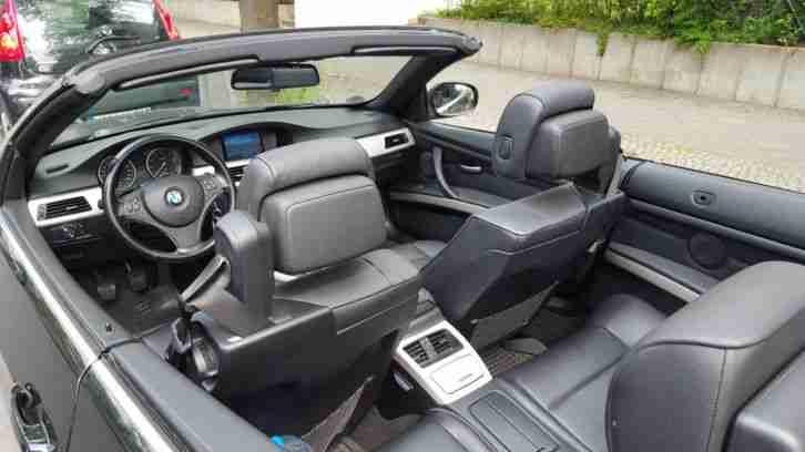 bmw e93 320i edition sport cabrio klima leder bestes angebot von bmw autos. Black Bedroom Furniture Sets. Home Design Ideas