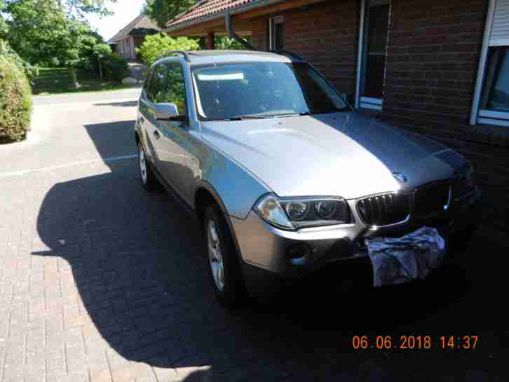 BMW X3, topp SUV, Allrad, Extras, Leder, X(english bidder: pls. request)