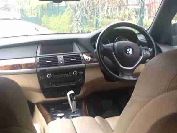 BMW X5 E70 sportpacket