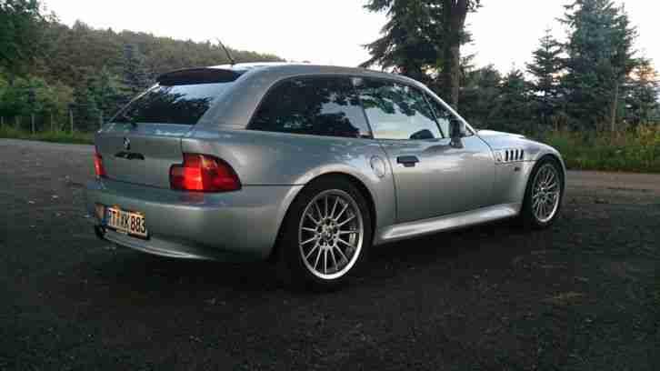 Bmw Z3 Coupe 2 8i Bestes Angebot Von Bmw Autos