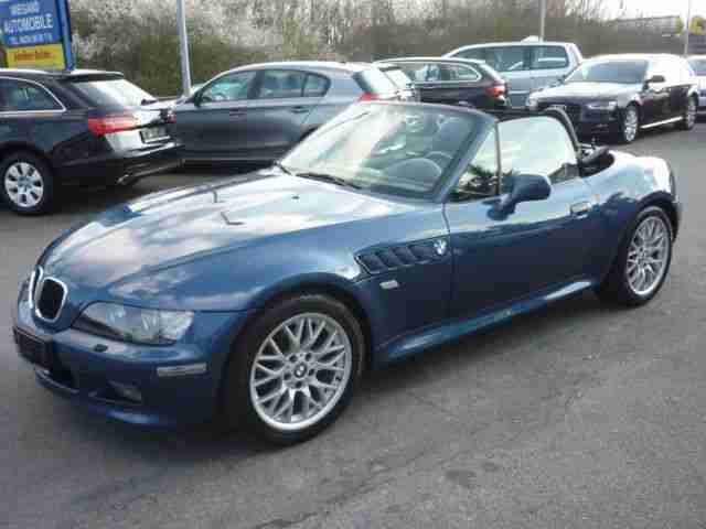 bmw z3 roadster 1 9 sport edition klimaanlage bestes. Black Bedroom Furniture Sets. Home Design Ideas