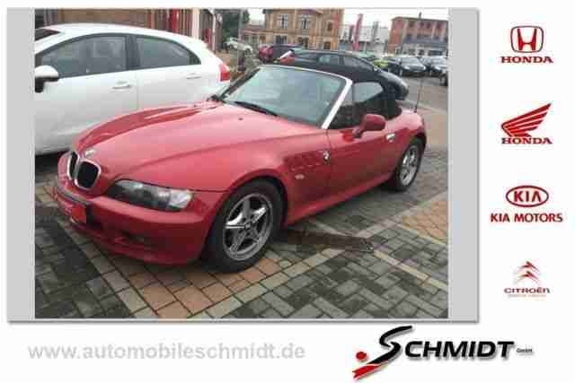 bmw z3 roadster 1 9 incl harttop bestes angebot von. Black Bedroom Furniture Sets. Home Design Ideas