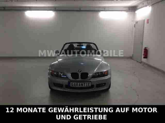 BMW Z3 roadster TOP ZUSTAND