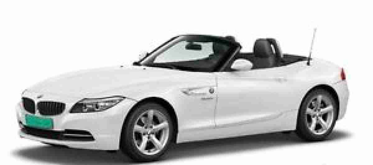 bmw z4 1 8i cabrio jahreswagen nur ez bestes angebot von bmw autos. Black Bedroom Furniture Sets. Home Design Ideas