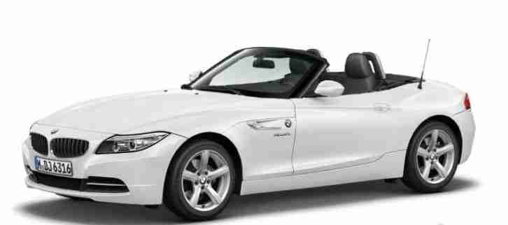 bmw gebrauchtwagen alle bmw z4 cabrio g nstig kaufen. Black Bedroom Furniture Sets. Home Design Ideas