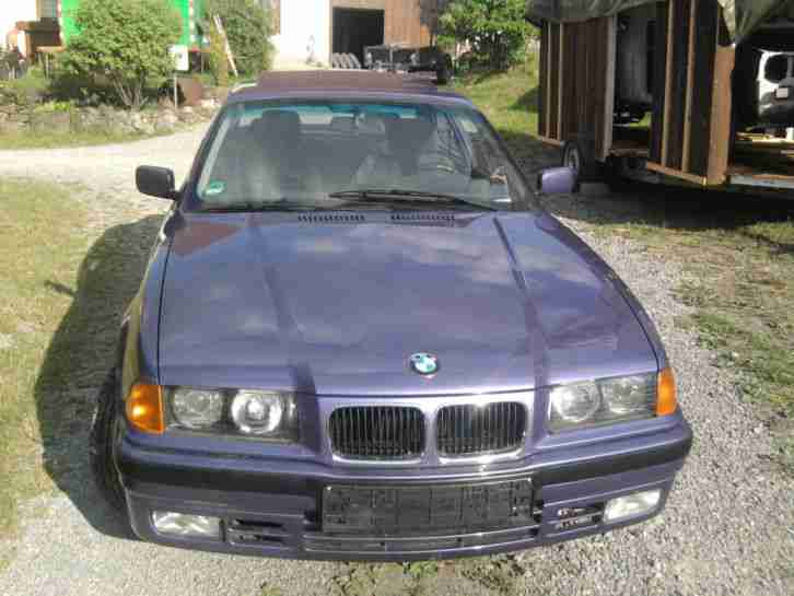 ****************BMW e36 318is Coupe Sonderedition ******************