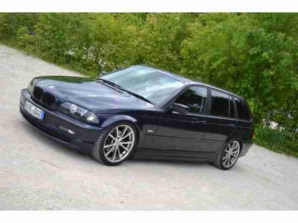 BMW e46 320 touring 170PS
