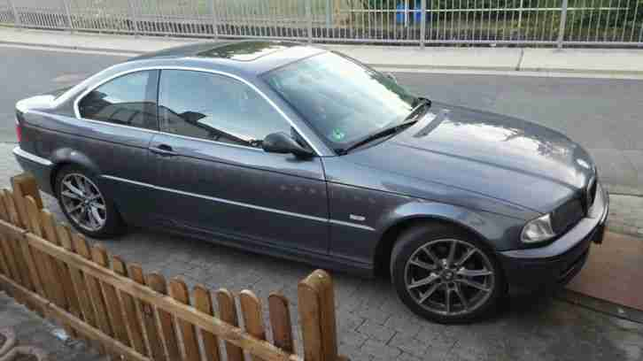 BMW e46 323ci coupe 170 PS