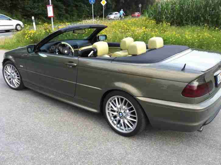 bmw e46 cabrio m sportpaket ii voll messing bestes. Black Bedroom Furniture Sets. Home Design Ideas