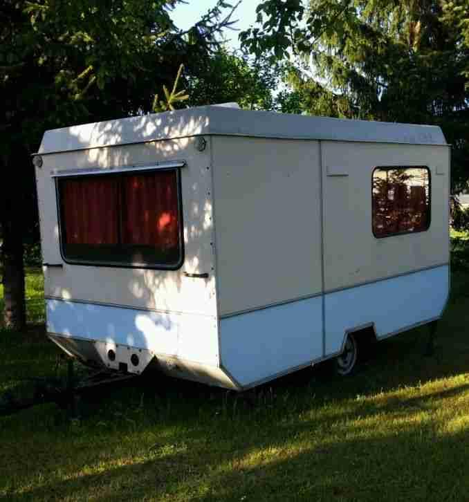 bastei wohnwagen hp 750 kg guter wohnwagen. Black Bedroom Furniture Sets. Home Design Ideas