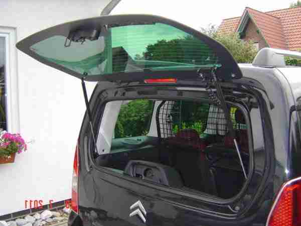 Berlingo 3, Cooltech