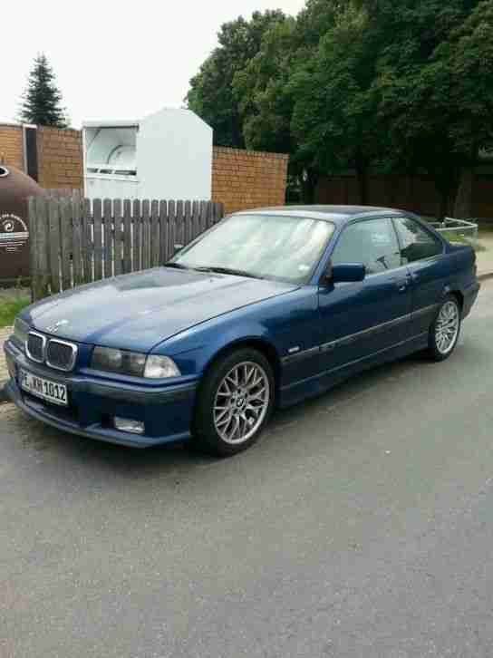 316i M Paket coupe Bj. 97