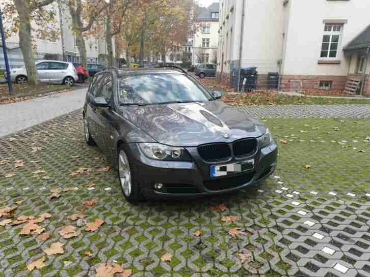 Bmw E91 320d Turbo neu