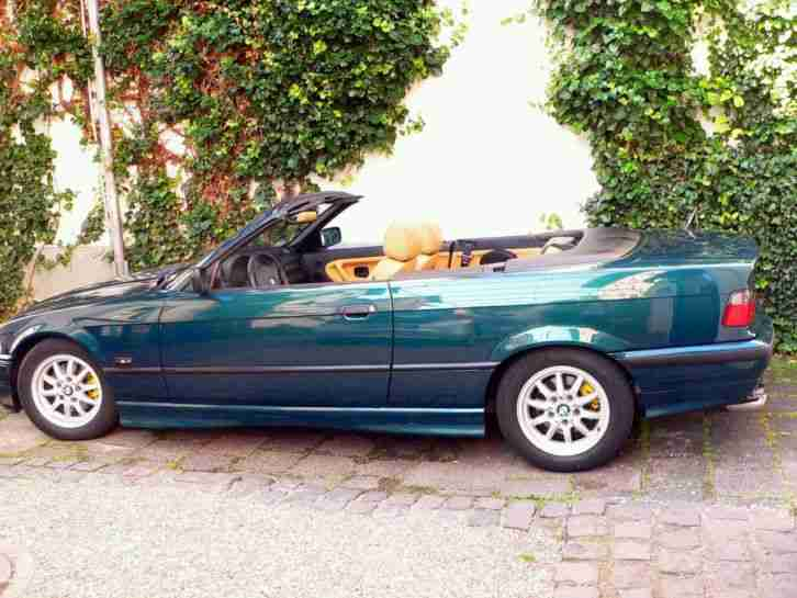 bmw e36 cabrio 318i mit hardtop guter zustand m bestes. Black Bedroom Furniture Sets. Home Design Ideas