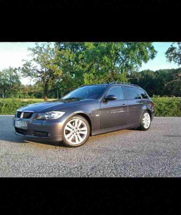 Bmw e91 320d Touring 177 Ps