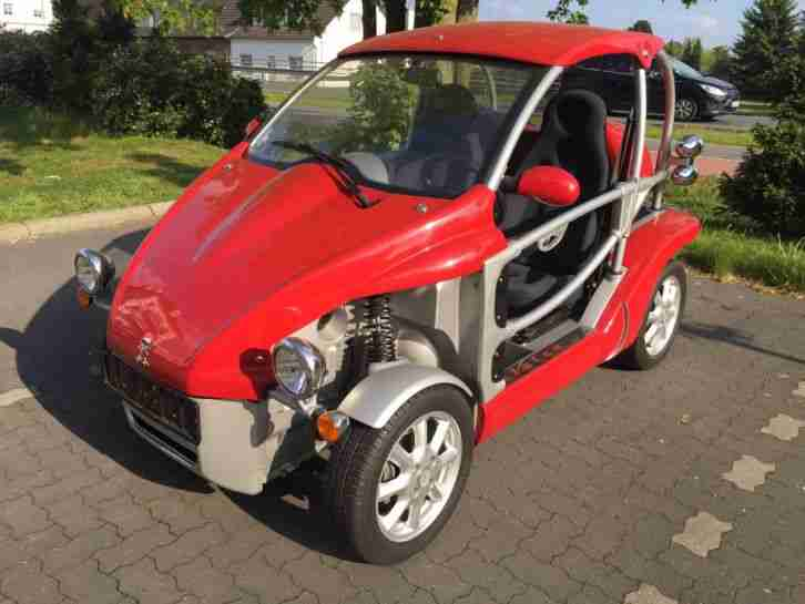 Buggy Ligier ( Quad Rarität Secma Be Up 800 ) Injektion ape 95km h