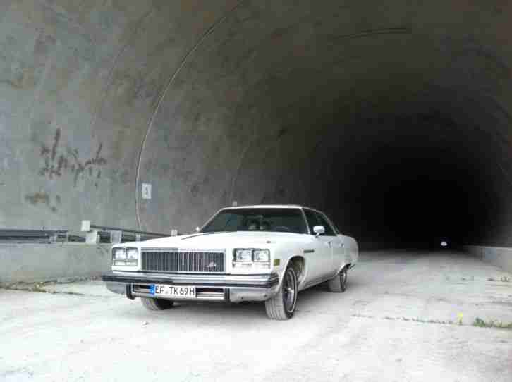 Buick Electra 7, 5 L