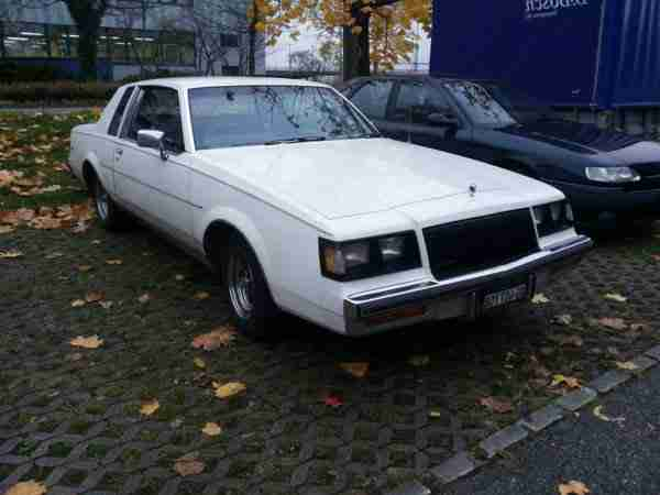 Buick Regal Chevrolet