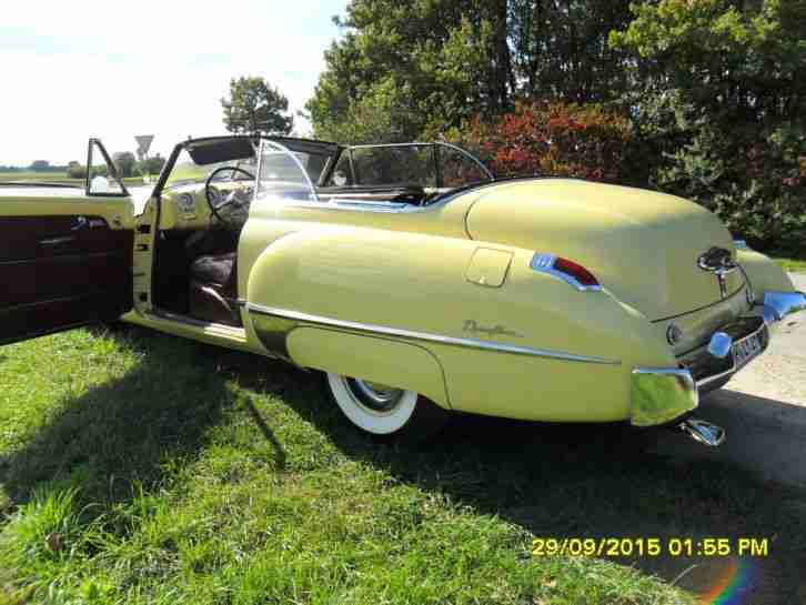 Buick Super Eight Dynaflow Convertible