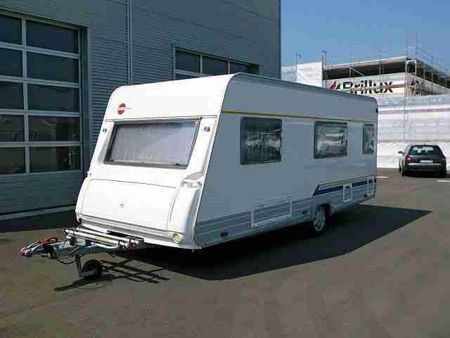 b rstner amara 480 tl luxus heckk che 100 kmh wohnwagen. Black Bedroom Furniture Sets. Home Design Ideas