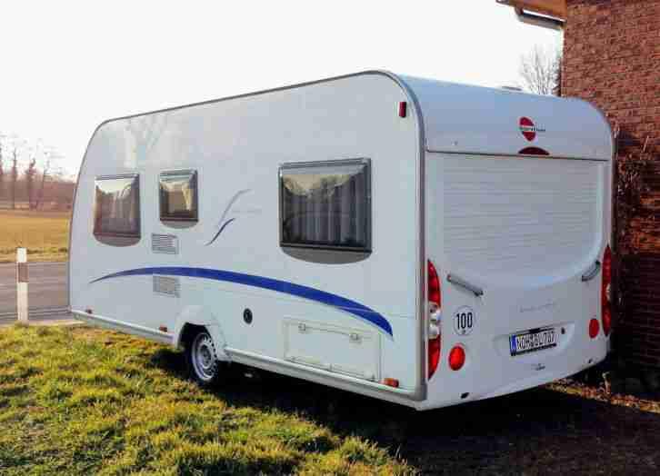 b rstner belcanto 455 ts klima mover tv elektr wohnwagen. Black Bedroom Furniture Sets. Home Design Ideas