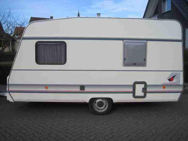 b rstner holiday 395 tk mit etagenbett vorzelt wohnwagen wohnmobile. Black Bedroom Furniture Sets. Home Design Ideas