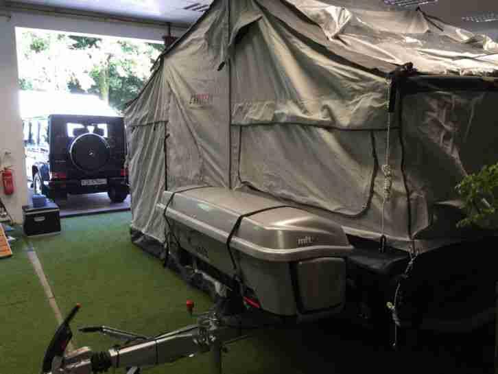 campwerk offroad zelt anh nger mit family wohnwagen. Black Bedroom Furniture Sets. Home Design Ideas