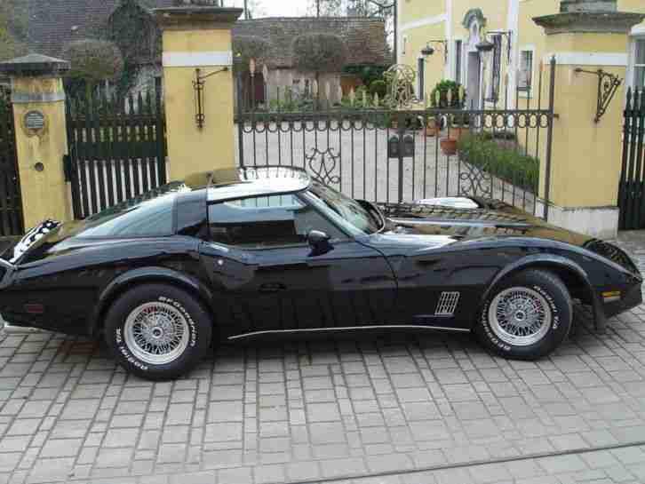chevrolet corvette c3 1980 topseller oldtimer car group. Black Bedroom Furniture Sets. Home Design Ideas