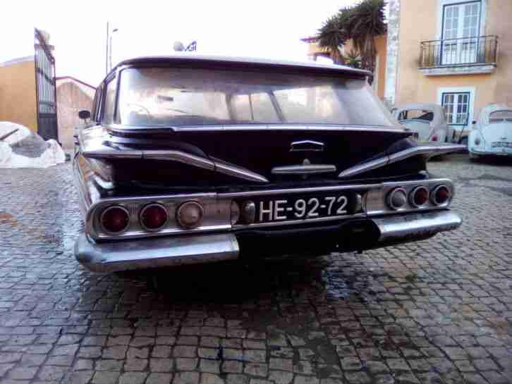 chevrolet impala wagon 1960 topseller oldtimer car group. Black Bedroom Furniture Sets. Home Design Ideas