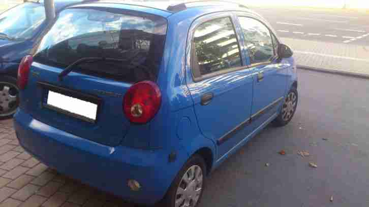 chevrolet matiz lpg gasanlage 65 cent je liter tolle. Black Bedroom Furniture Sets. Home Design Ideas