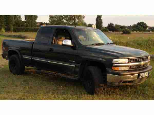 CHEVROLET SILVERADO K1500 PICK UP 5.3 V8 LPG PRINS