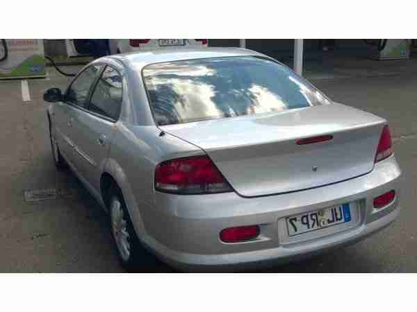 CHRYSLER SEBRING 2, 0 16v 141ps LEDER KLIMA ALU LE JR