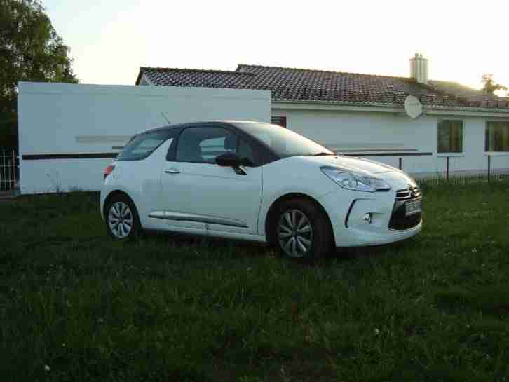 CITROEN DS 3 VTI95 Chic