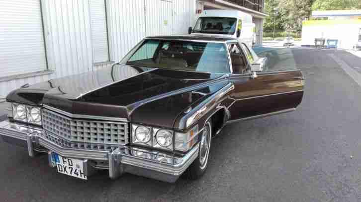 Cadillac DeVille Coupe V 8 - Die besten Angebote ...