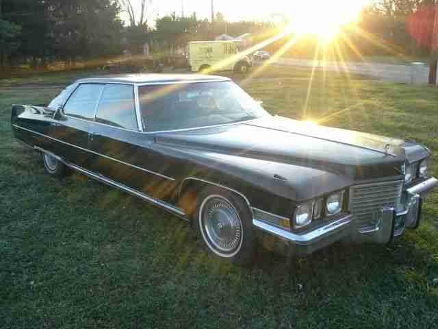 Cadillac Deville 1972 original zum - Die besten Angebote ...