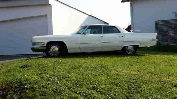 Cadillac Sedan de Ville ehemals von Tony Marshall 1970