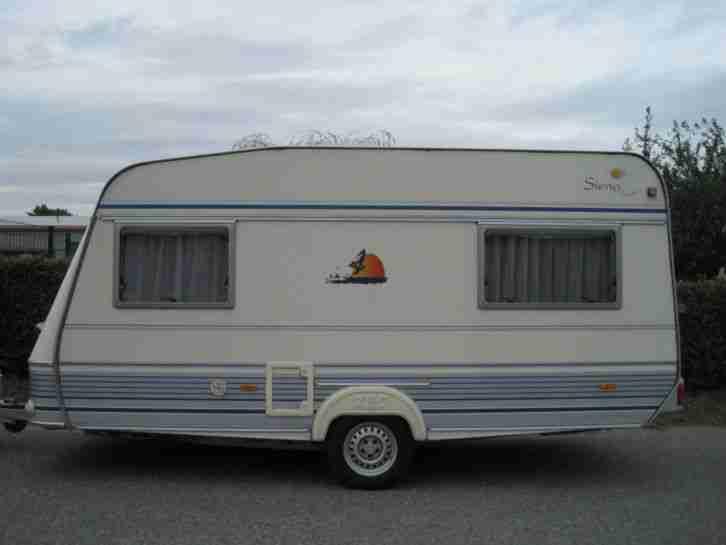camping ist ihr hobby tec siena saphir 450 wohnwagen wohnmobile. Black Bedroom Furniture Sets. Home Design Ideas