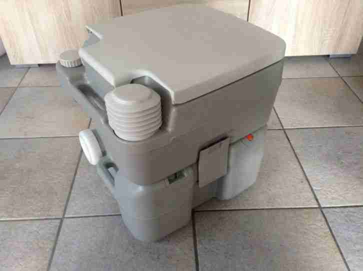 Campingtoilette Tip Top, Neu
