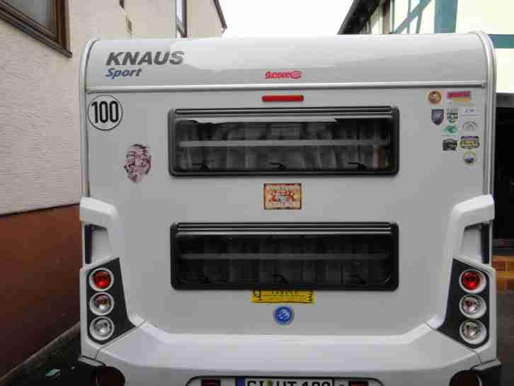 Etagenbett In Wohnwagen Einbauen : Caravan wohnwagen knaus sport fdk stockbett