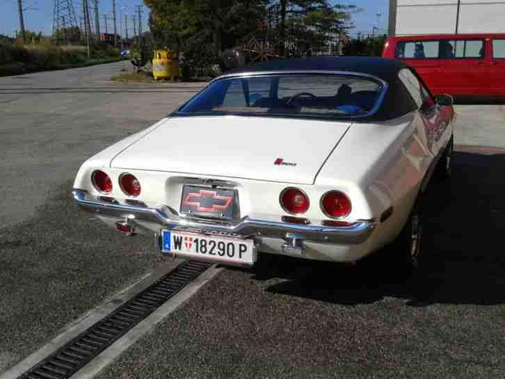 Chevrolet Camaro `73 - Die besten Angebote amerikanischen Autos.